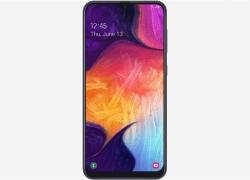 Samsung Galaxy A50 với danh sách thông số kỹ thuật đã xuất hiện trên thị trường Mỹ