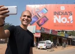 भारतीय स्मार्टफोन बाजार में कौन से चीनी ब्रांड अग्रणी हैं?