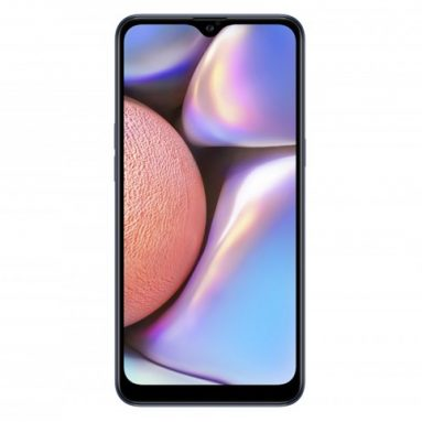 Samsung Galaxy A10s Smartphone på indgangsniveau landet i Indien
