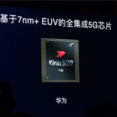 Đánh giá Huawei Kirin 990 5G: Tìm hiểu về sự khác biệt giữa 7nm và 7nm +