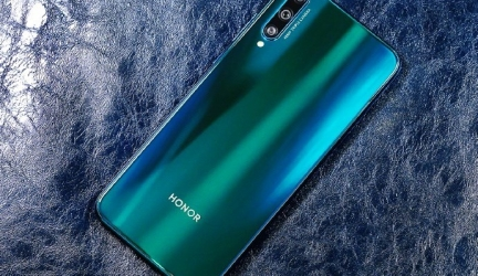 Honor 20 Lite مزود ببطارية 4000mAh ودعم 20W Fast Charge