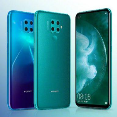 Huawei Nova 5Z Officially Announced, Starting at 1599 yuan ($226)