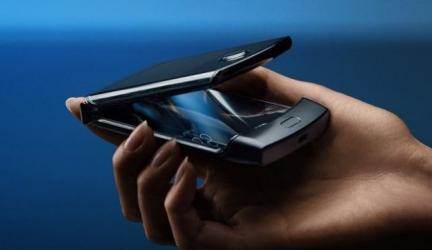 Moto RAZR Folding Screen Smartphone Officially Announced