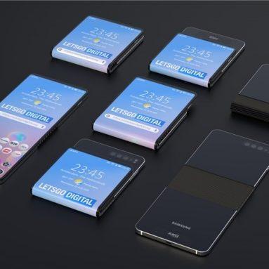 Společnost Samsung uvolní brzy 2 Galaxy Fold druhé generace