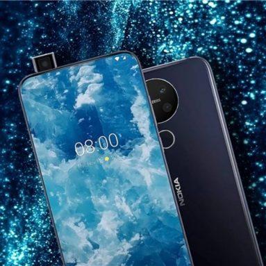 Il prossimo smartphone Nokia 8.2 5G uscirà il prossimo anno