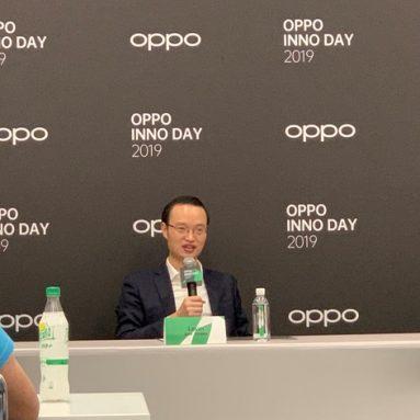 טלפון חכם מתקפל של OPPO נמצא בפיתוח