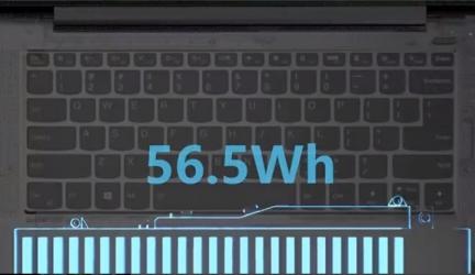 Модель Lenovo Xiaoxin Air 14 2020 забезпечить 10 годин роботи акумулятора