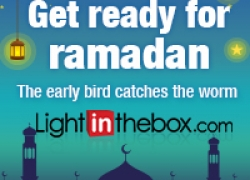 Ramadan SALE upto 70% OFF! from Lightinthebox