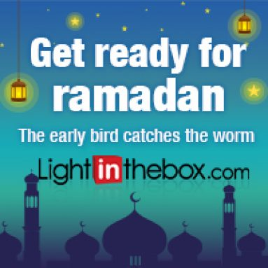 Ramazan PRODAJA upto 70% OFF! od Lightintheboxa