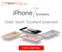 iphone 7 Accessory-Up to 40% off from Newfrog.com