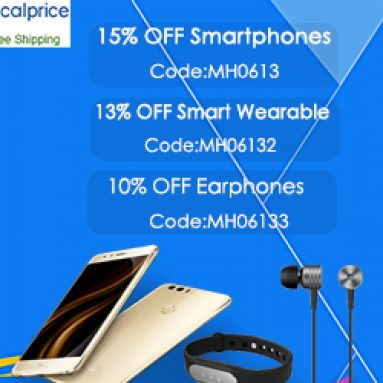 15% OFF Brand Smartphones (Code: MH0613) mula sa focalprice technology Co.Ltd