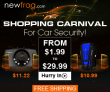 Shopping Carnival For Car Security-Mula US $ 1.99 hanggang US $ 29.99 mula sa Newfrog.com