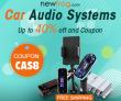 Sistem Audio Mobil - Diskon hingga 40% dan Kupon: CAS8 dari Newfrog.com