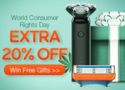 20% OFF Coupon for Health & Beauty from BANGGOOD TECHNOLOGY CO., LIMITED