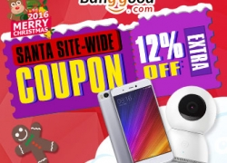 2016 Christmas Santa Promotion Carnival for All Categories from BANGGOOD TECHNOLOGY CO., LIMITED