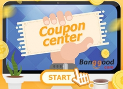 Banggood Coupon Center – Up To 35% OFF from BANGGOOD TECHNOLOGY CO., LIMITED