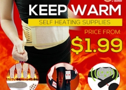 Price From $1.99 Self Heating Suppplies in Winter from BANGGOOD TECHNOLOGY CO., LIMITED
