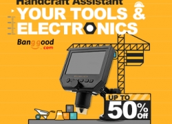Handcraft Assistant: TOOLS & ELECTRONICS from BANGGOOD TECHNOLOGY CO., LIMITED