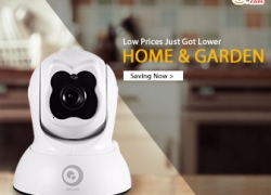Up to 69% OFF for Home & Garden from BANGGOOD TECHNOLOGY CO., LIMITED