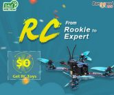 Mid-Year Sale: Up to 70% OFF for RC Toys & Hobbies from BANGGOOD TECHNOLOGY CO., LIMITED