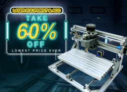 Max 60% OFF para sa Laser Equipment & ACC mula sa BANGGOOD TECHNOLOGY CO., LIMITADO
