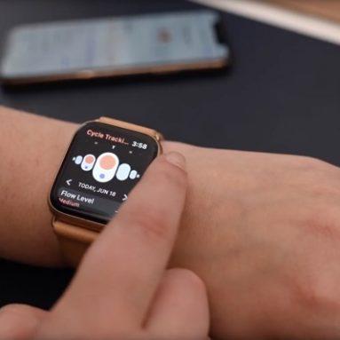 초기 단계에서 건강 위험을 식별 할 수있는 기술에 대한 Apple의 연구