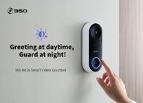 $ 89 med kupong för 360 D819 Smart Video Doorbell från GEARBEST