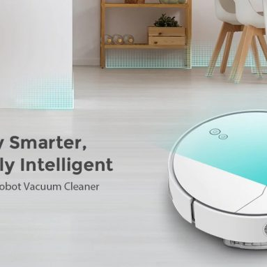€469 with coupon for 360 S6 Pro LDS Lidar Laser Navigation Wet and Dry 5200mAh Robot Vacuum Cleaner 53dB Low Noise RF Omnidirectional + APP Dual Remote Control 2200Pa Suction from GEARBEST