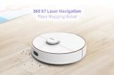 $399 with coupon for 360 S7 Laser Navigation Robot Vacuum Cleaner EU Poland warehouse from GEARBEST