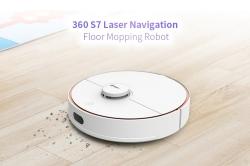 $ 389 med kupong for 360 S7 Laser Navigation Robot Vacuum Cleaner (og gratis gave) fra GEARBEST