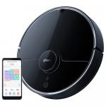€ 271 com cupom para 360 S7 Pro Smart Robot Aspirador de Pó LDS Navigation App Control Nível de ruído inferior 2200Pa Versão global - Preto de EU PL warehouse GEARBEST