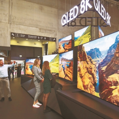 8K TV War Between Samsung Electronics and LG Electronics is on the Horizon