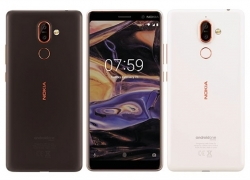 Nokia 7 Plus Leaked On A First Hands-on Photo