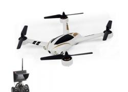 XK X252 5.8G FPV avec 720P HD Caméra Moteur sans balais 3D 6G RC Quadcopter RTF de chez HobbyGaga