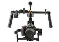 MOY SteadG-S 32bit Nacelle Caméra en Main 3-Axes Support Brushless pour 5D3 GH4 A7S DSLR avec Batterie de HobbyGaga