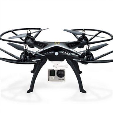 Huanqi H899 6-Axes Gyro Chế Độ Không Đầu RC Quadcopter RTF 2.4 GHz Comptible avec Gopro 4 Gopro 3 xiaoyi Caméra từ HobbyGaga