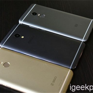 Xiaomi Redmi नोट 4 बनाम Meizu M3E बनाम 360 N4S डिज़ाइन, Antutu, कैमरा, बैटरी समीक्षा