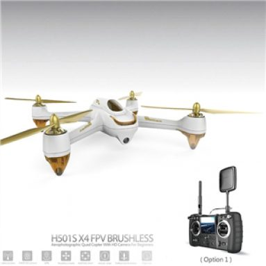319USD with Free Shipping For Hubsan H501S Pro Follow Me Quadcopter  from HobbyWOW