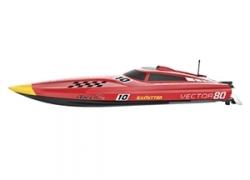 Racent Vecteur 80 (cm) Schnell Speed ABS Unibody Boote (798-1) de RCMaster