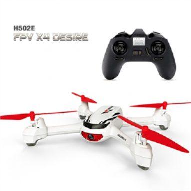 무료 배송 98.99USD Hubsan X4 H502E 720P 카메라 GPS RC Quadcopter HobbyWOW에서