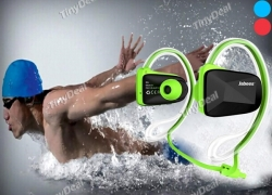 10%OFF for Jabees Sport Waterproof IPX4 Bluetooth 4.1 Wireless Stereo Headset NFC ATPX with Mic from TinyDeal