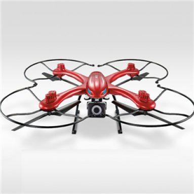 98.99USD cho MJX X102H 4CH 6-Axis Gyro Độ Cao Giữ Một Chìa Khóa Trở Lại RC Quadcopter RTF với WIFI FPV 720P C4018 Máy Ảnh từ HobbyWOW