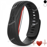 seckill price 9.99$ for INCHOR 37° Journey Smart Bracelet(Heart Rate Monitor) from TinyDeal