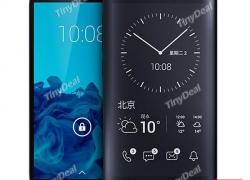 149.99USD cho YOTAPHONE 2 Snapdragon 801 lõi tứ 5 ″ AMOLED Dual Screen 4G Điện thoại 2GB RAM 32GB ROM Sạc không dây Gorilla Glass 3 từ TinyDeal