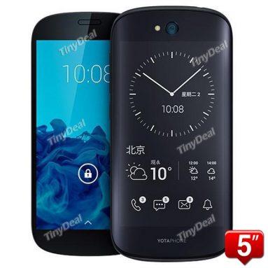 $ 10 pre YOTA YotaPhone 2 od spoločnosti CooliCool.com