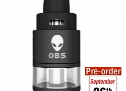 8% OFF COUPON FOR OBS Frost Wyrm 3.3ML RDTA Atomizer @Cigabuy.com from CigaBuy