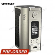 10% OFF Coupon for WISMEC RX300 Silver @Cigabuy.com from CigaBuy