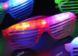 40% off Luminous Shutter Shade Glasses Free shipping @TinyDeal! from TinyDeal