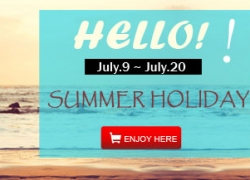 SUMMER HOLIDAY from TinyDeal