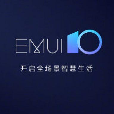 Huawei Unviled EMUI10 Hệ điều hành dựa trên hệ thống Android